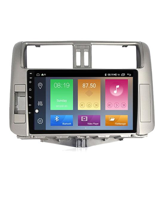 Toyota Land Cruiser Prado J150 Multimedija Su Navigacija (Android 10) 3Gb Ram + 32Gb Rom + 4G LTE + Carplay - ChinaPart Europe : ChinaPart Europe